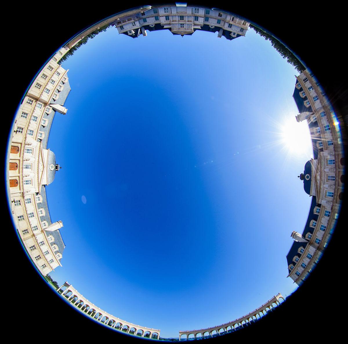 商务,北京拉斐特城堡酒店,干净,简单,度假胜地,宫殿,园林,酒店,圆形图片