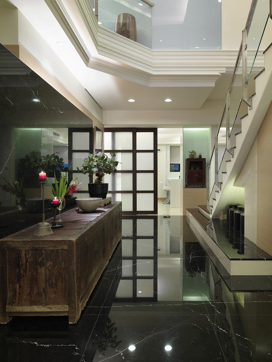 装饰,古典式,样板房,样板房内部,现代,房地产,新的,整齐的,室内,装修图片