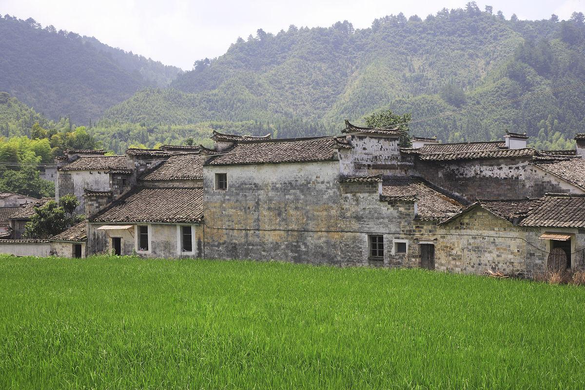 村_idi村,安徽省,中国,亚洲