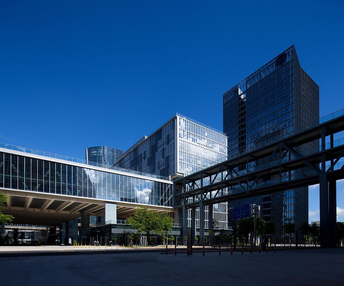 环境标志中国风景城市深圳城市生活办公大楼建造市区住房