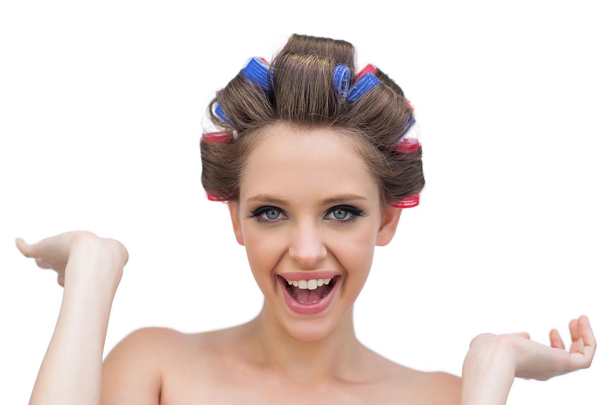 白色背景,摆拍,美女,美,可爱的,深色头发,睫毛膏,假睫毛,发型,蓝色图片