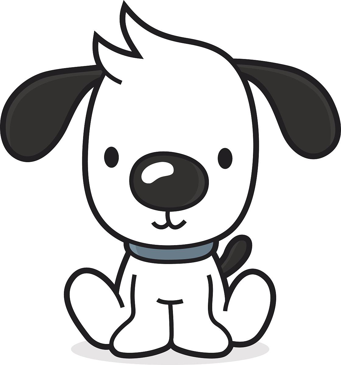 矢量,网络表情,插画,计算机图形学,可爱的,幸福到极点,剪贴路径,动物图片