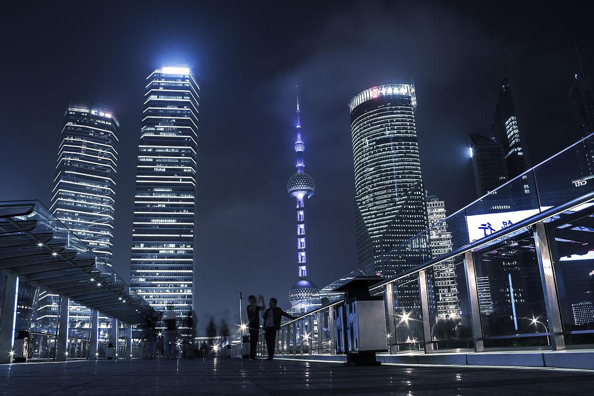 中国�9an:/n�g>K�_上海,夜景,中国