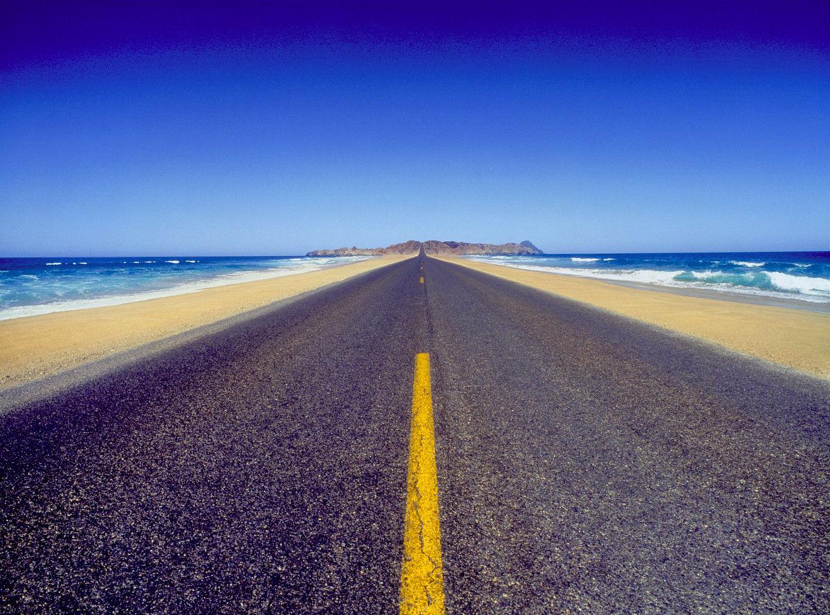 路�_路穿过海洋