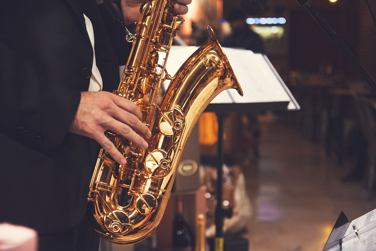 萨克斯管,休闲活动,2015年,卢卡,意大利,音乐人,摄影,与摄影有关的图片