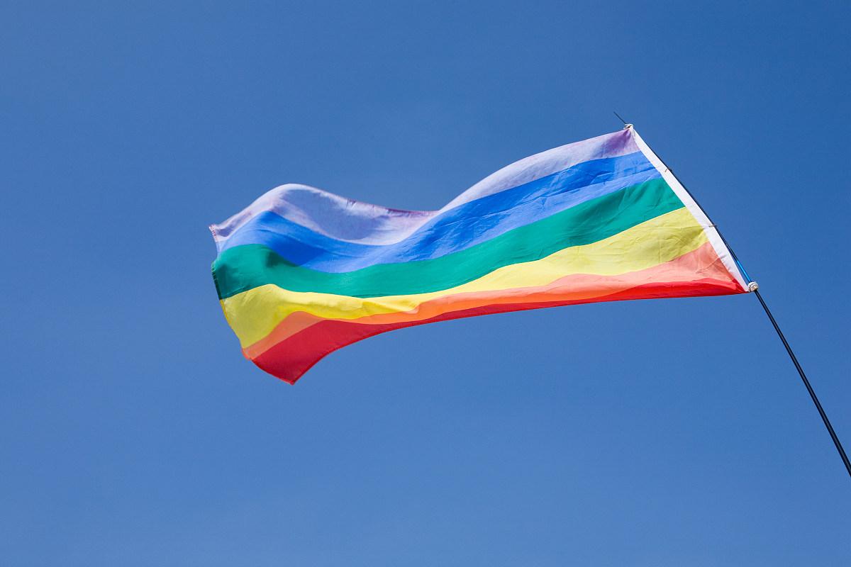 彩虹旗图片