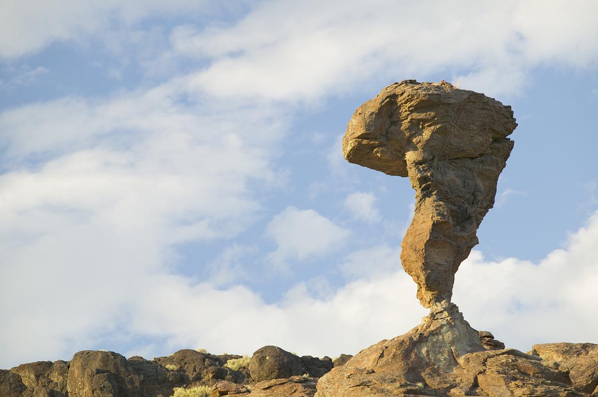 平衡_平衡石的形成