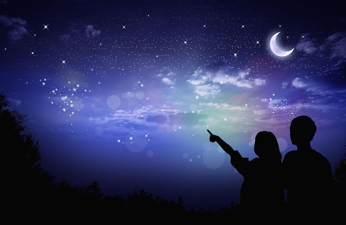 文字,男人,男性,月亮,消息,文字,夜晚,背景,背景幕,背景,背景幕,星星图片