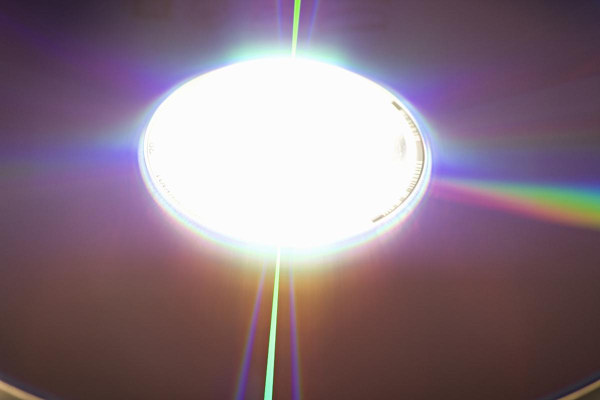 光盘反光灯图片
