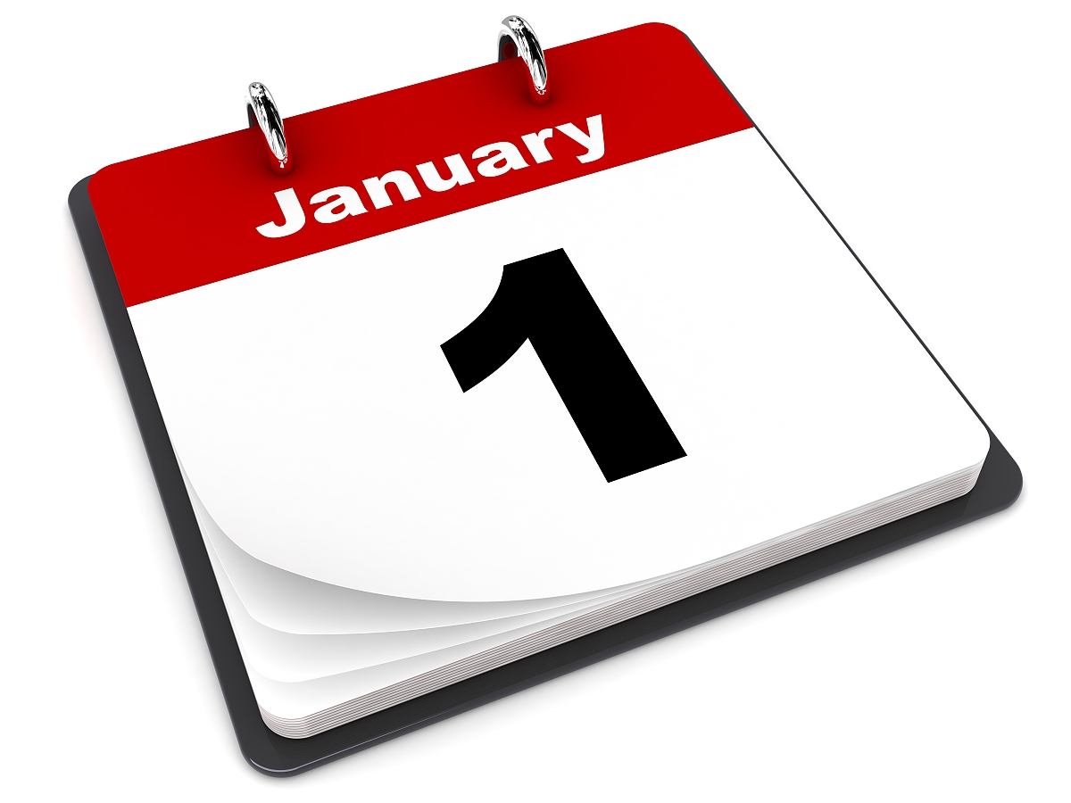 新�7��\�N�_新的一年的日历