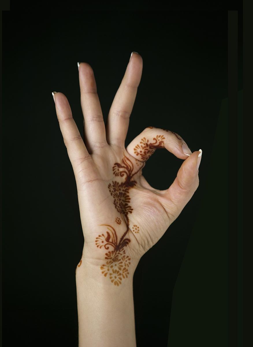 手指,做手势,手势语,身体装饰,纹身,中东人,所有人物,人,数字,二进制图片