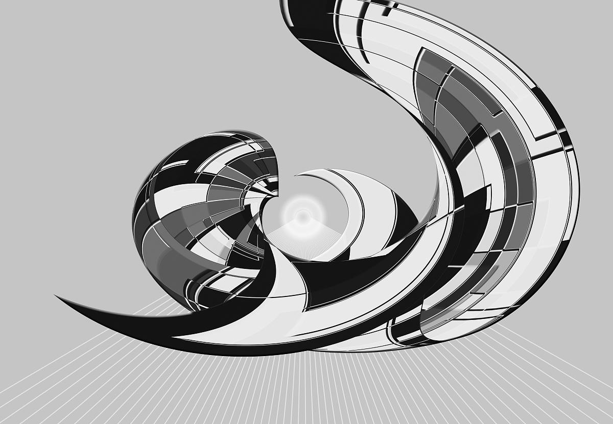 黑白图片,计算机制图,绘画作品,式样,水平画幅,绘画插图,插画,设计师图片