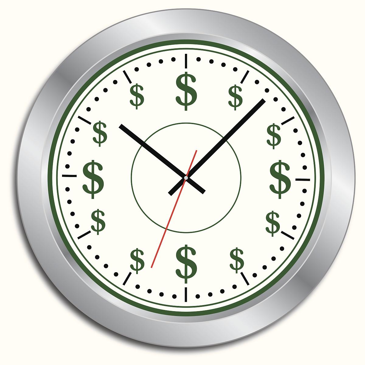 时间_时间就是金钱