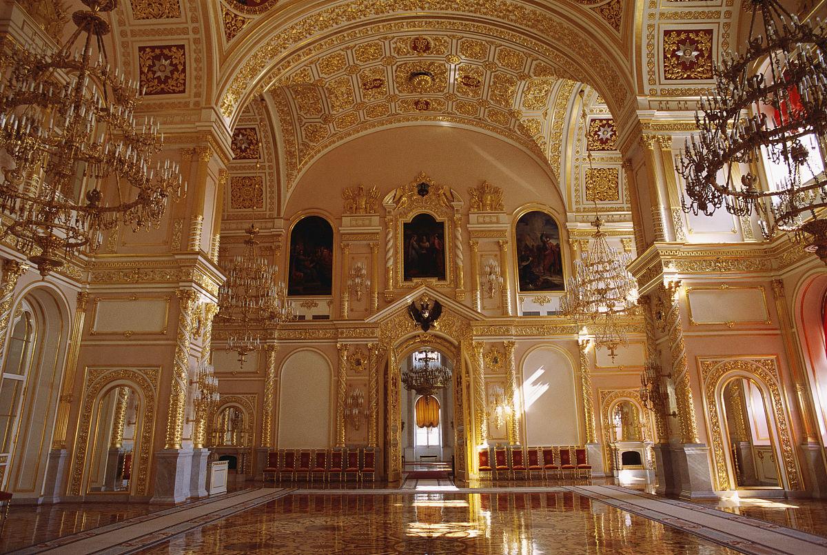 住宅房间,华贵,住宅内部,建筑,室内,宫殿,国际著名景点,克里姆林宫图片