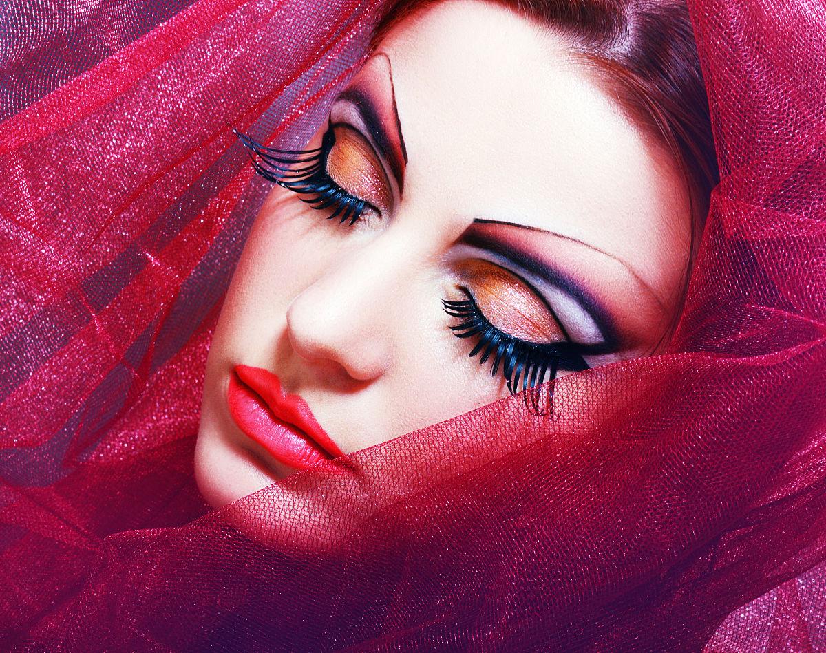 美,白色人种,特写,化妆用品,设计,时尚,魅力,发型,历史著名夫人,彩妆图片