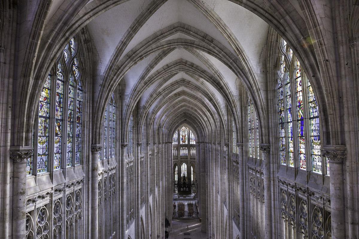 宗教,宗教建筑,建造物,哥特式风格,建筑,诺曼底,修院,教堂,彩色玻璃图片