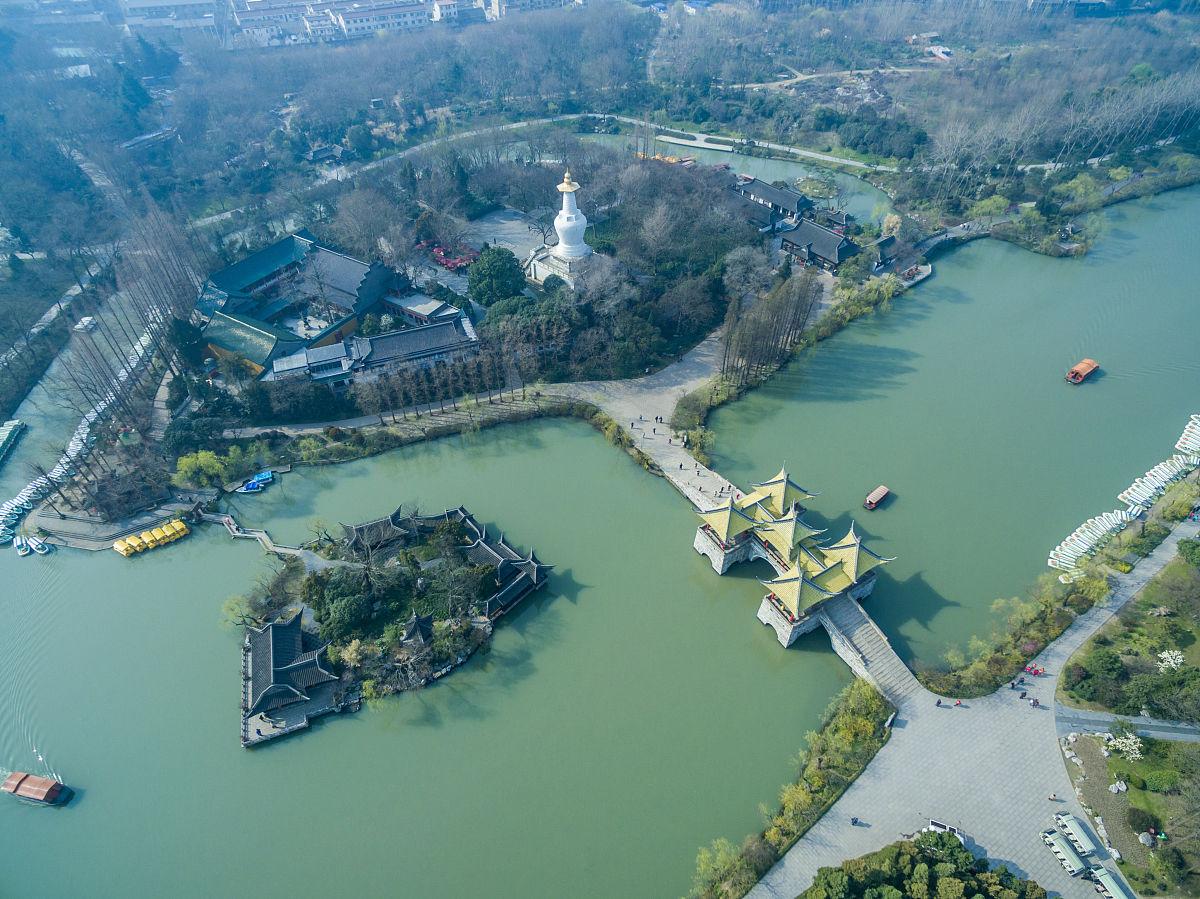 扬州周边哹n�!�jnk�_扬州古建筑五亭桥