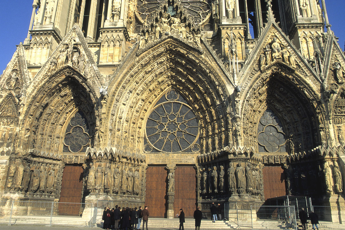 历史,建筑,水平画幅,户外,哥特式风格,欧洲,大门,宗教建筑,法国,教堂图片