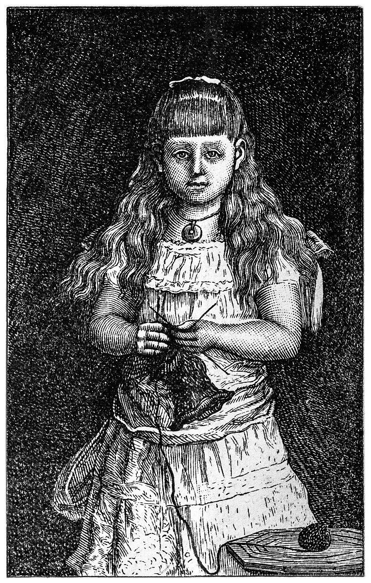 怀旧,浪漫,肖像,19世纪,记忆,古典式,19世纪图片,儿童,铅笔画,仅图片