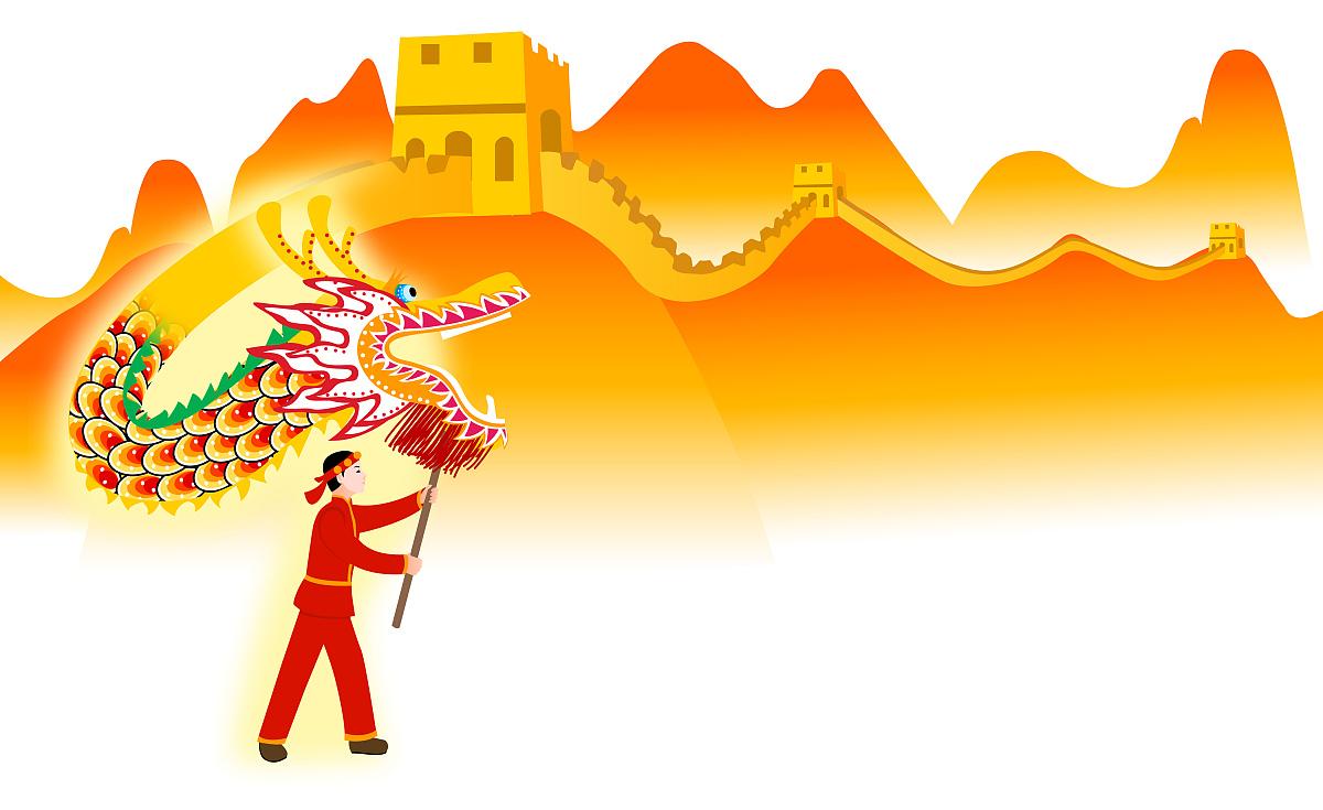 东,祝福,中国人,侧面视角,建筑外部,手,成年人,活力,星星,绘画作品图片