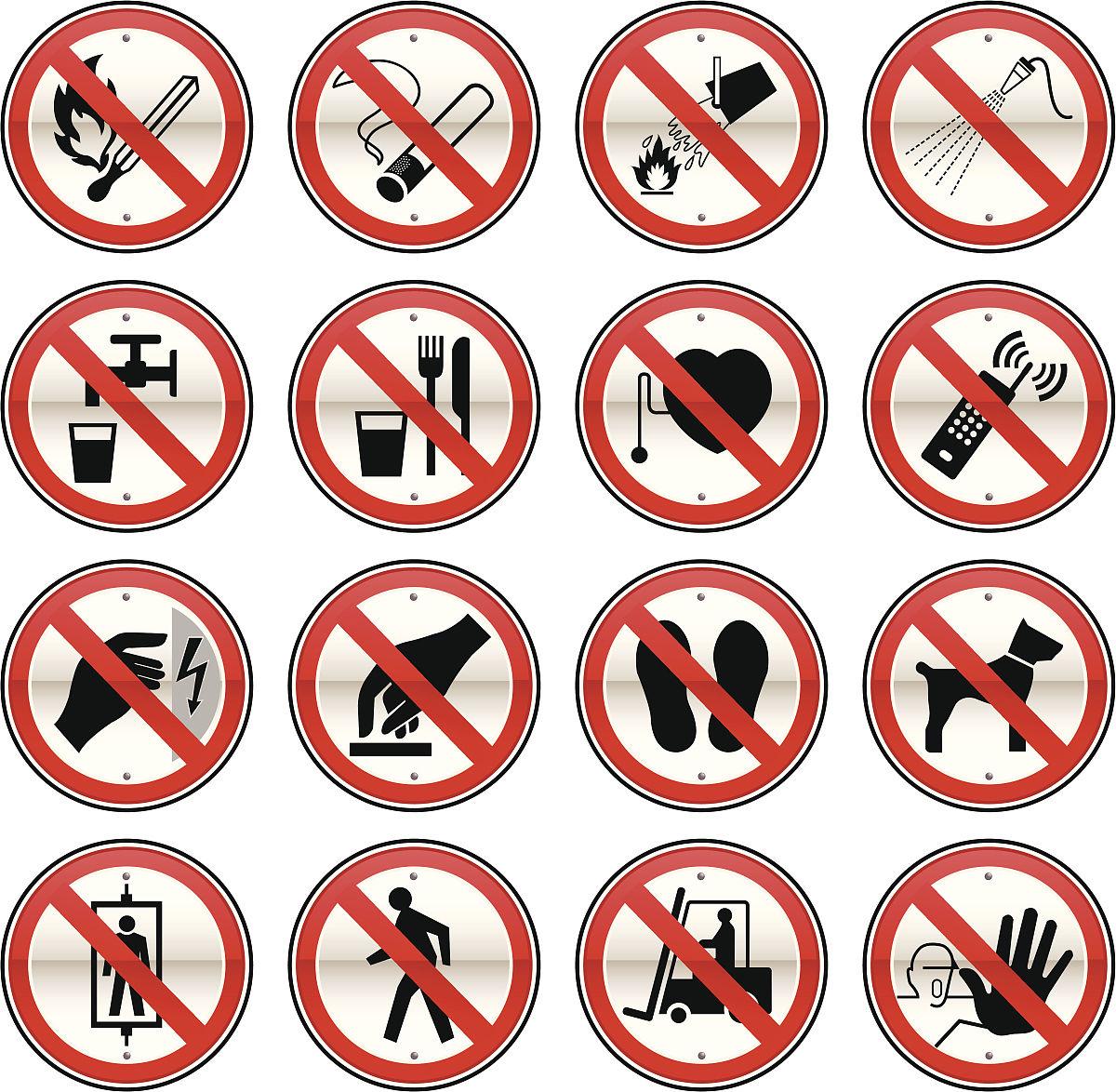 按键区,概念,权威,安全的,设备用品,人造物,排除,饮料,食品,危险图片