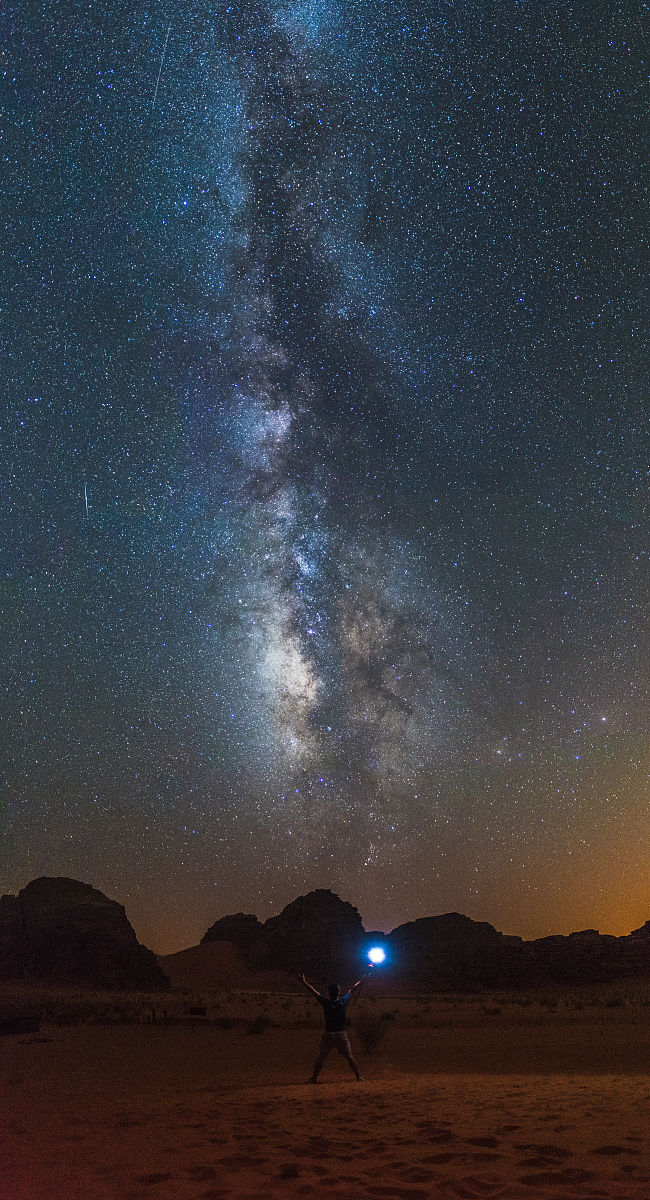 星空全景图2图片