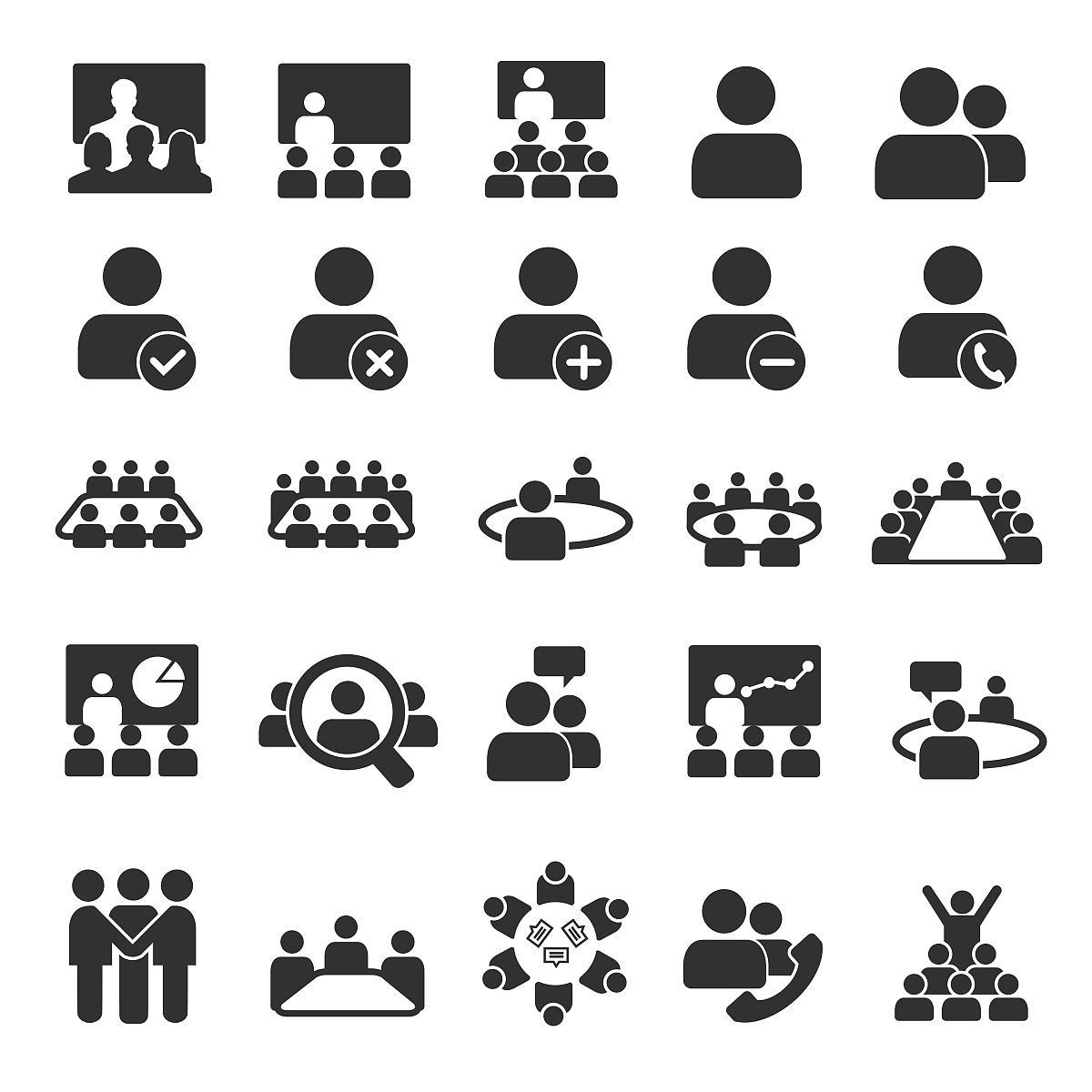 符号,办公大楼,正方形,计算机图标,书桌,研究会,演说,成年人,会议室图片
