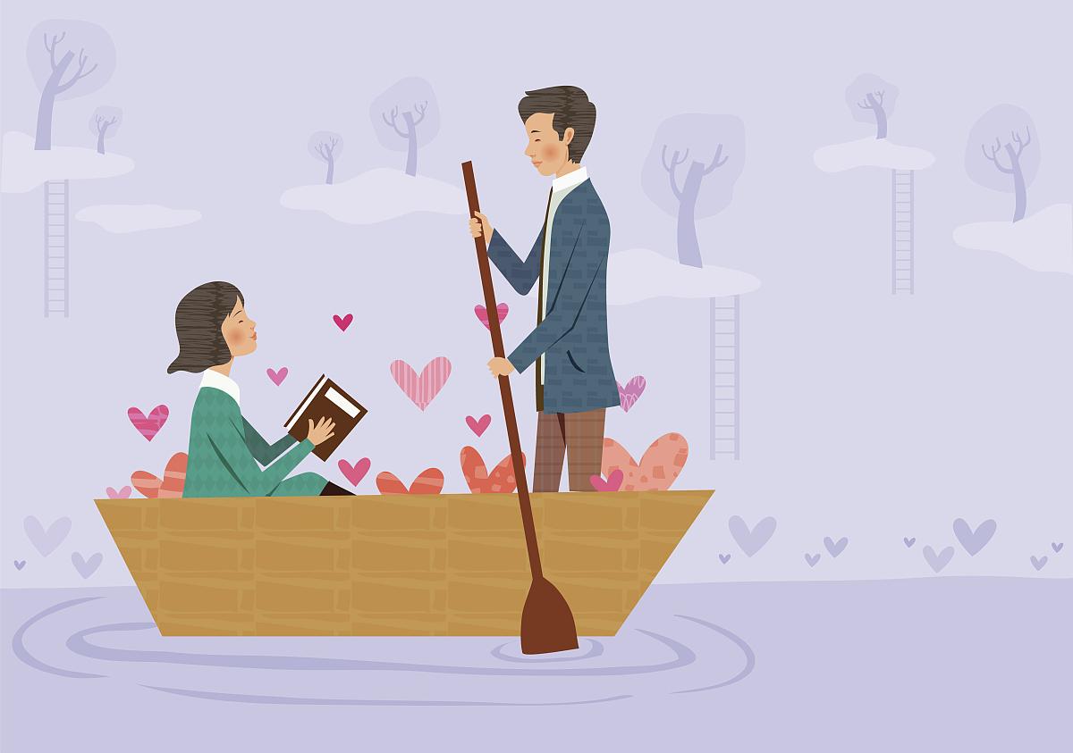 与爱情相关的模板图片