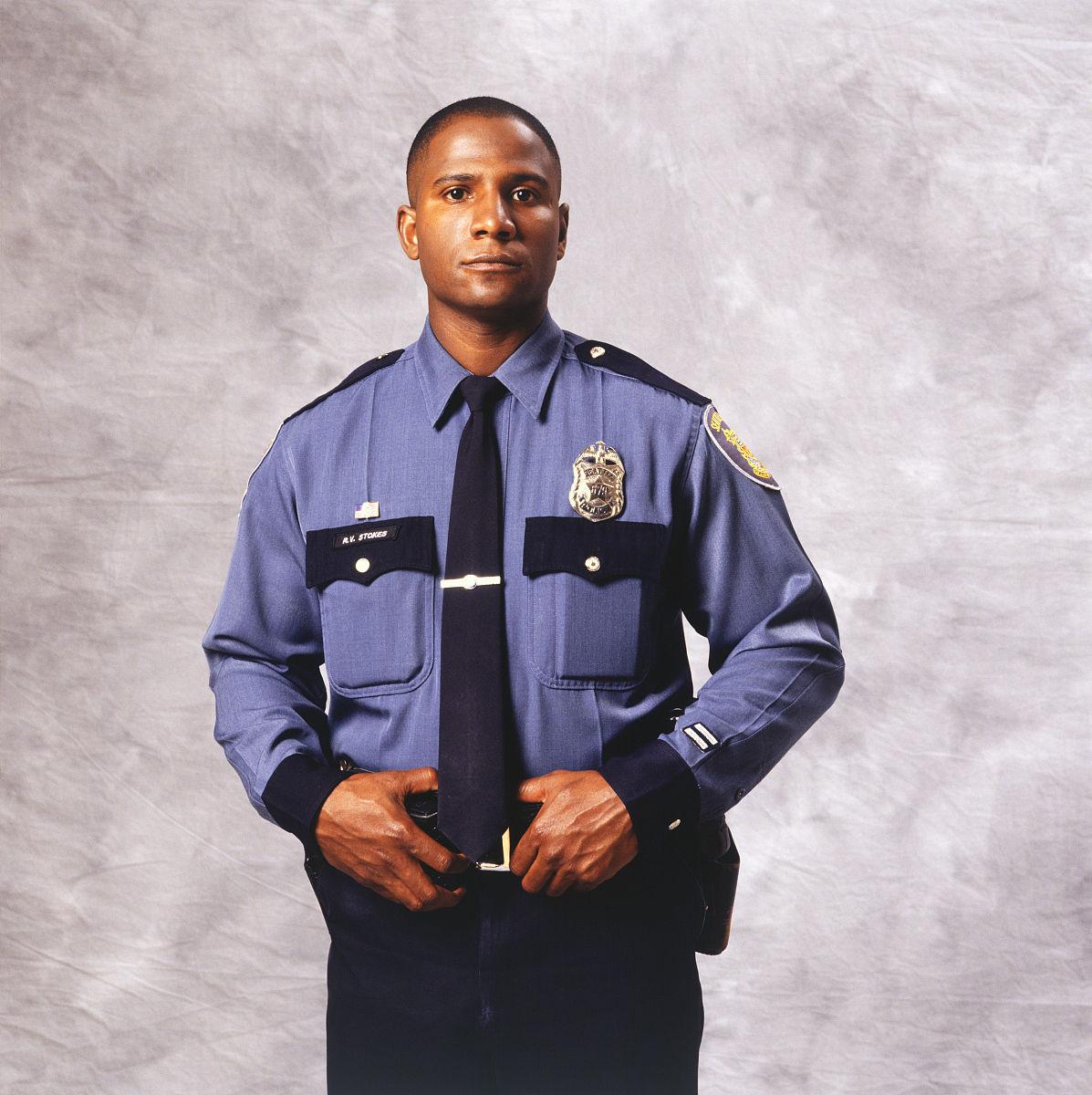 警官�y�-��+_警察,(肖像)