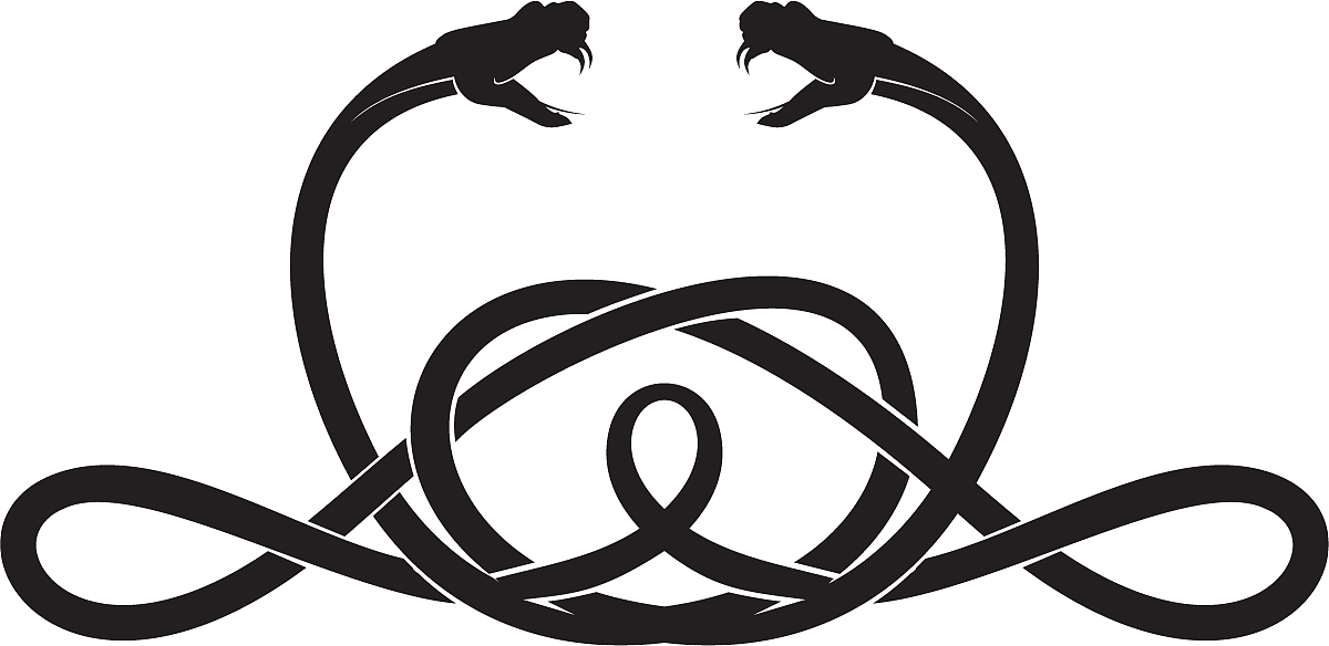 设计,符号,设计,纹身,动物,爬行纲,黑色,蛇,眼镜蛇,剪影,装饰,蝰蛇图片
