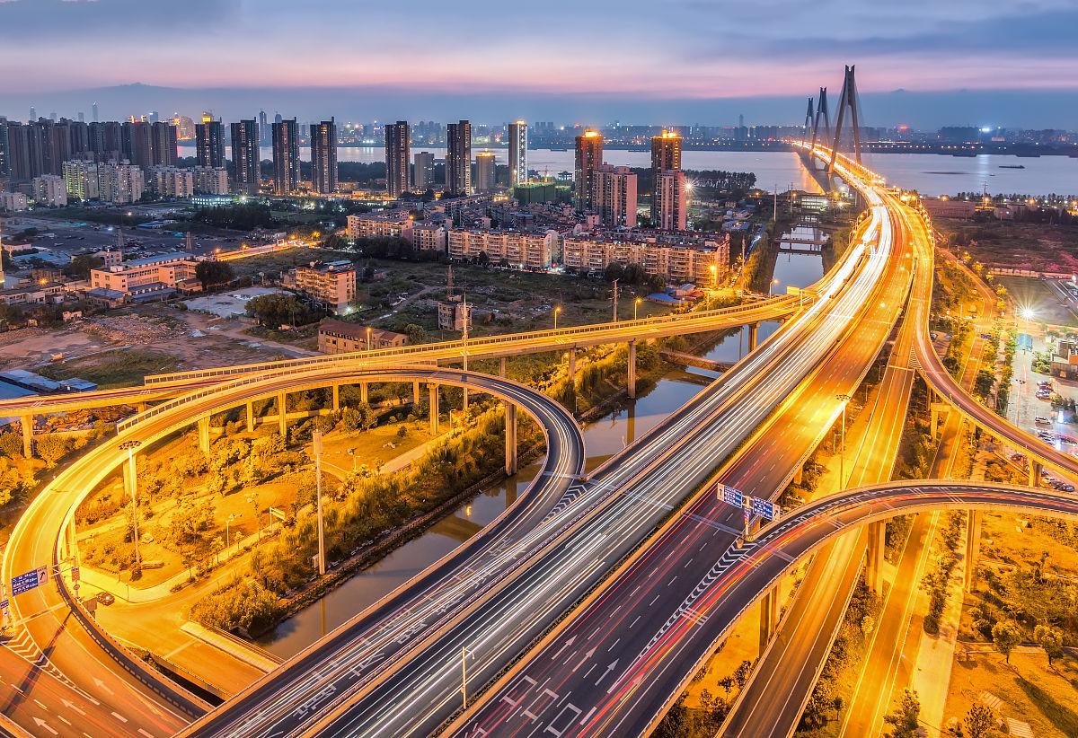 武汉二桥图片