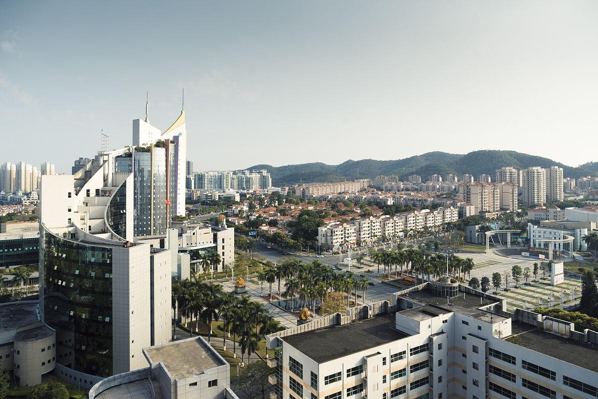 中国,广东省,东莞,2015年,户外,居住区,水平画幅,都市风景,摄影,与图片