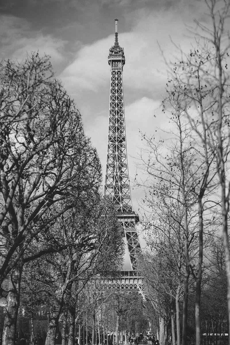 巴黎铁塔图片