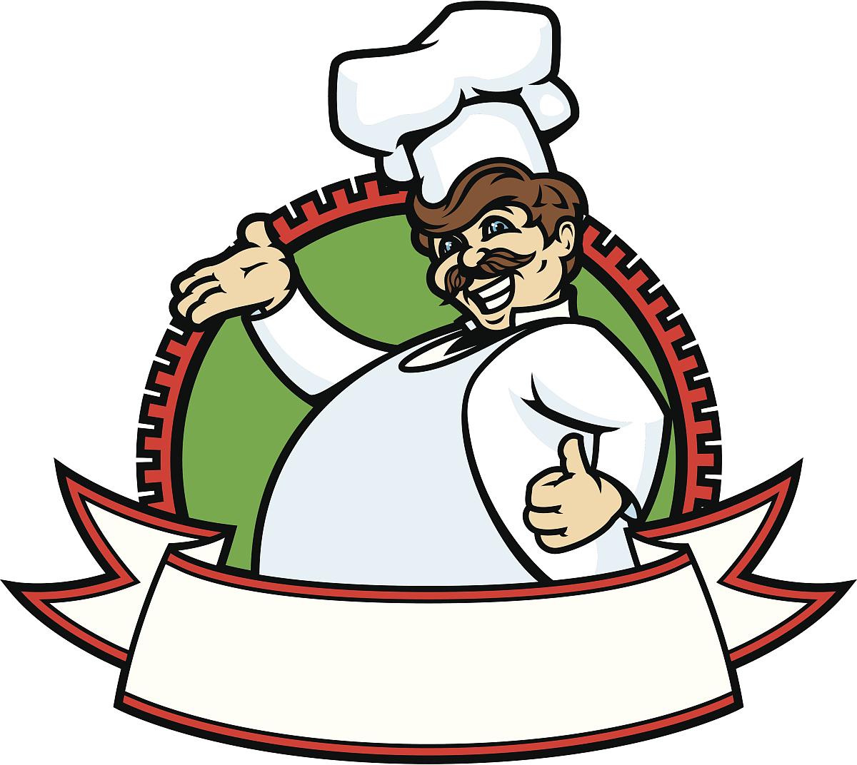 大厨师图片
