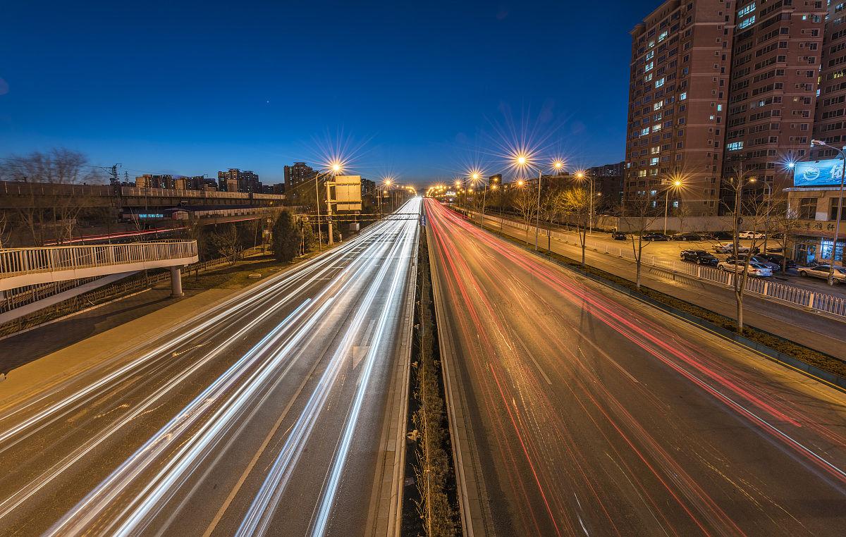 路�_城市快速公路