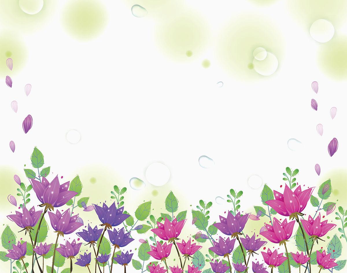 带有�z!�9�9il��'�i-9`�_一个带有复制空间和花卉装饰的模板