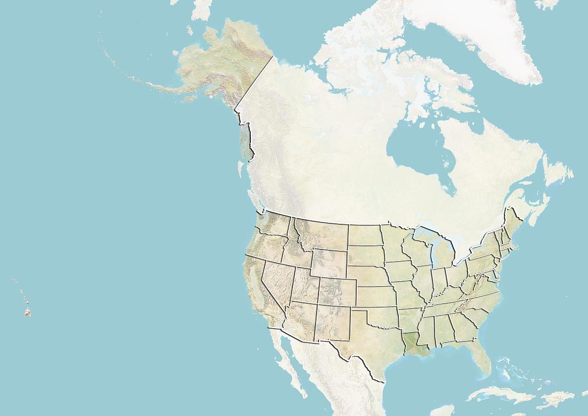 州�9k�yley�.���X{�zy_美国和路易斯安那州地势图