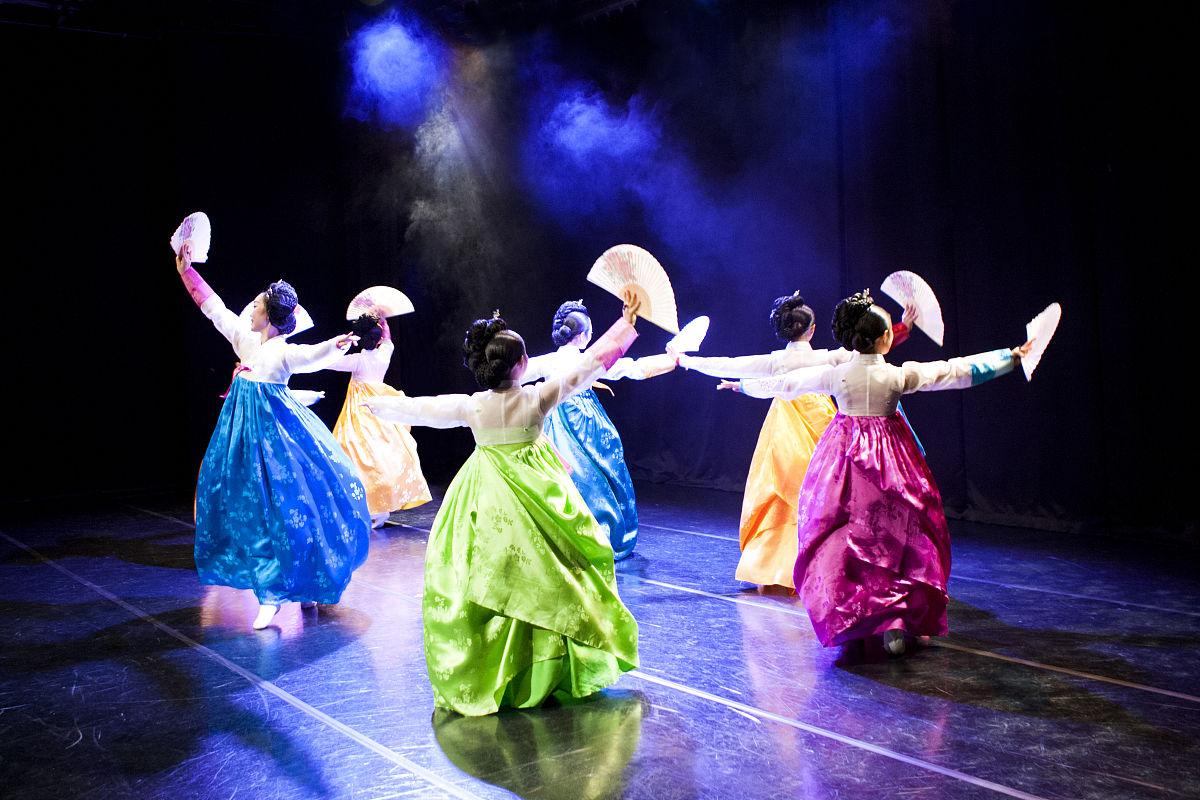 舞蹈_[ pho190 ]朝鲜族舞蹈
