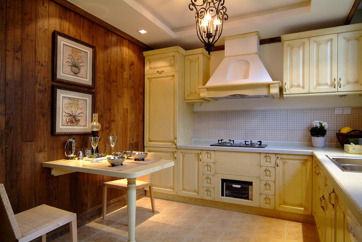 炊具,厨房,高柜,家具,花盆,室内,天花板,屋顶,植物,东亚,中国,装饰图片
