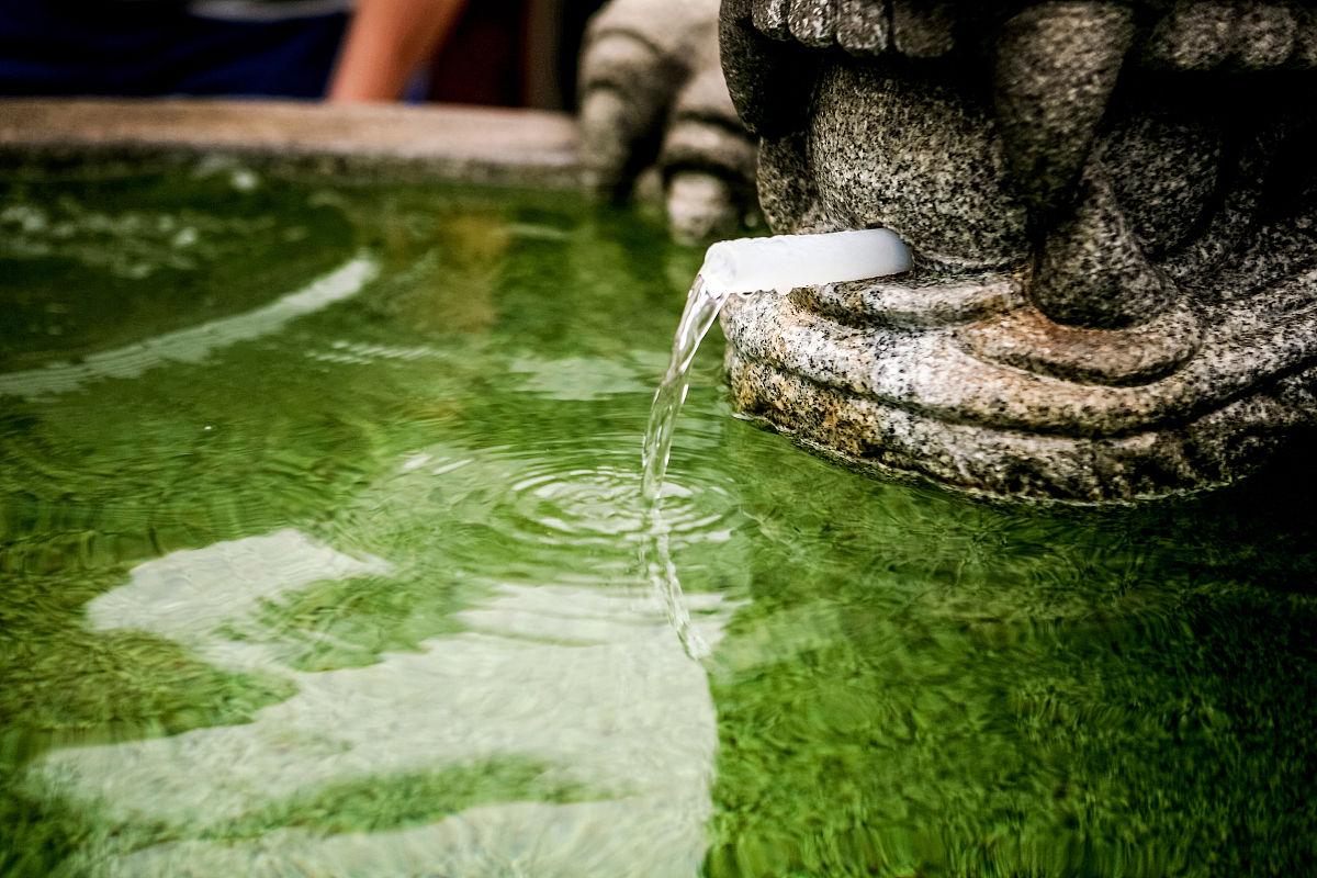 湿,纹理效果,水彩画颜料,行动,流动,自来水,饮用水,韩国,流水,喷泉图片
