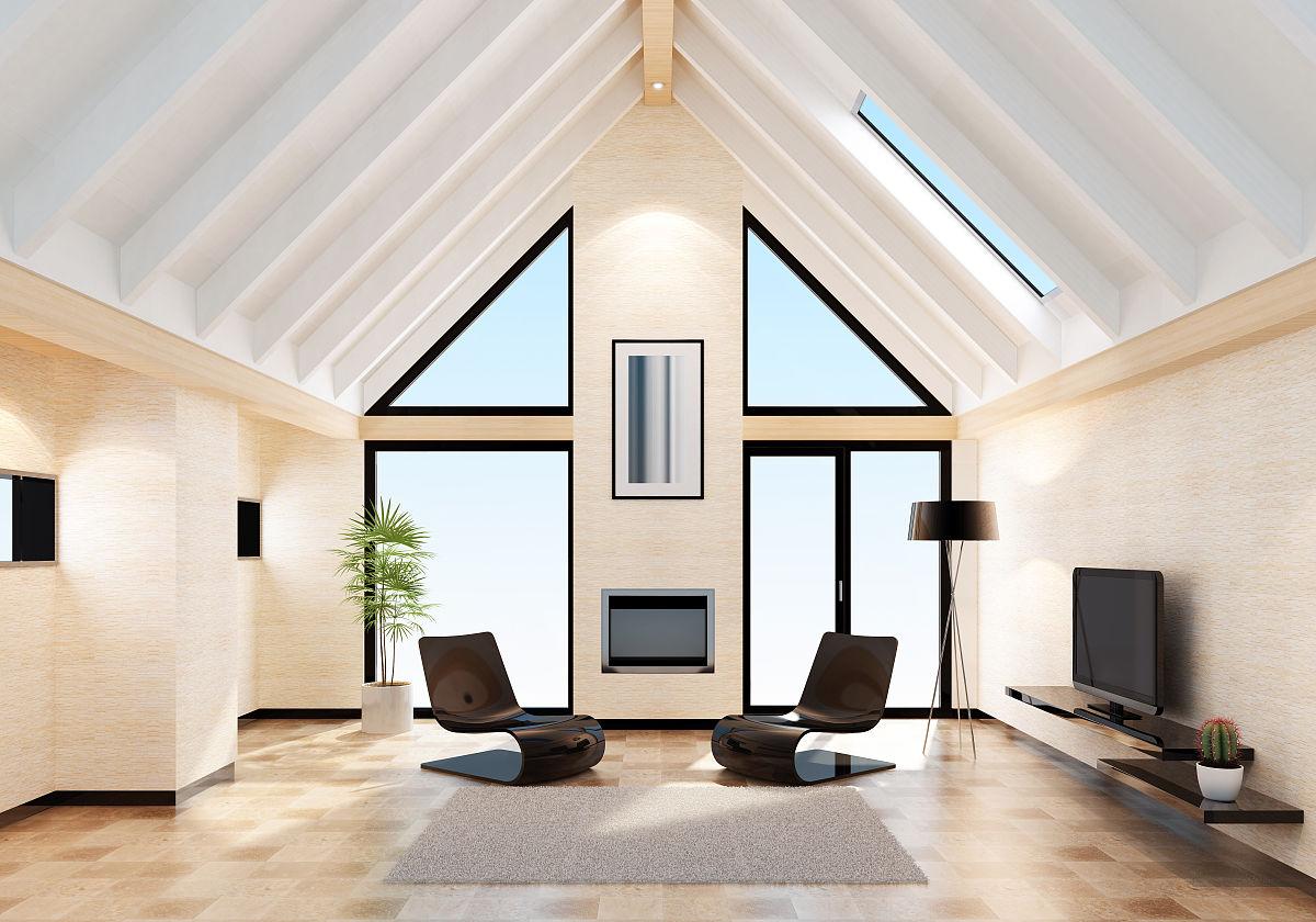住宅内部,壁炉,影棚拍摄,与摄影有关的场景,样板房内部,公寓,复式楼图片