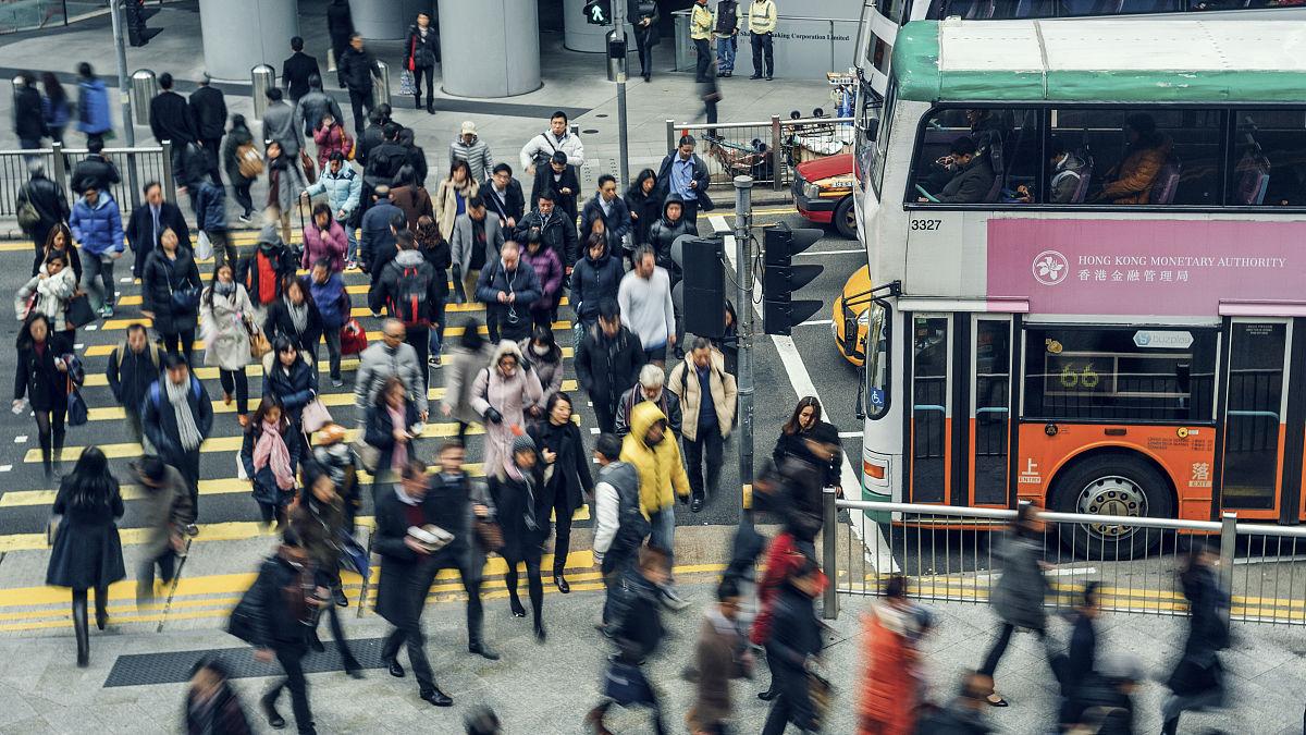 都市艳福行全文阅�_公共交通,白昼,人,运动模糊,男人,香港,都市风光,人行横道,传统文化