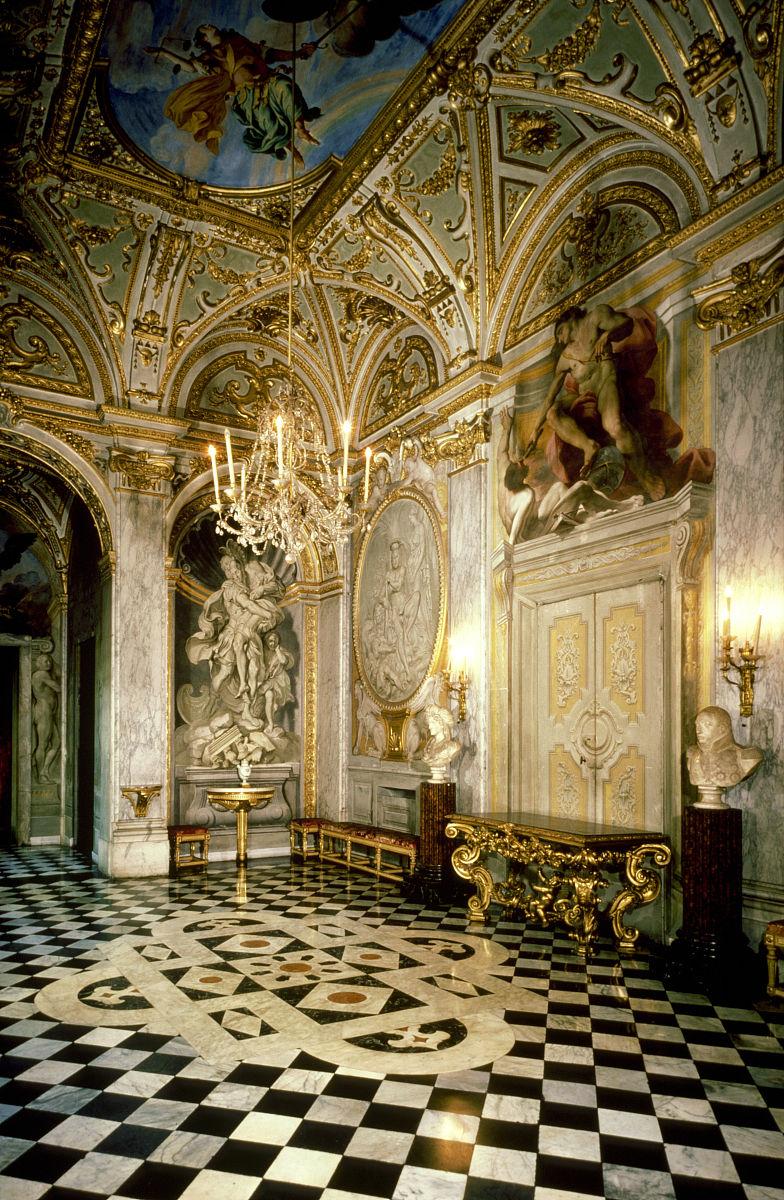 意大利,意大利文化,利古里亚大区,大理石,弹球,皇室,宫殿,样板房内部图片