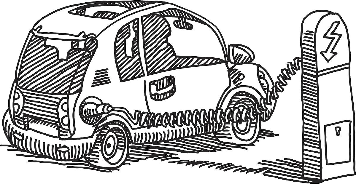 简单,交通方式,符号,电缆,联系,环境,技术,运输,陆用车,水平画幅图片