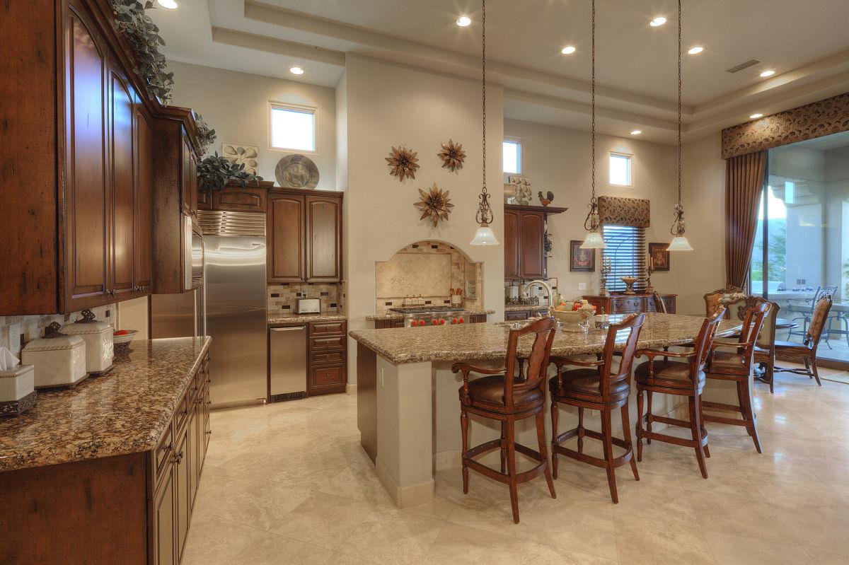 大厨房图片