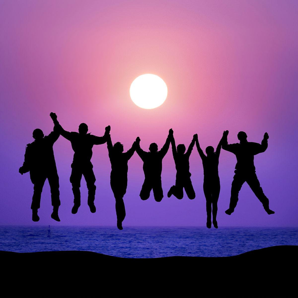 舞蹈_一群反对日落的朋友