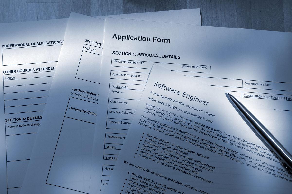 分类广告,人力资源,文字,数据,找工作,文档,概念,申请表,手写,失业图片