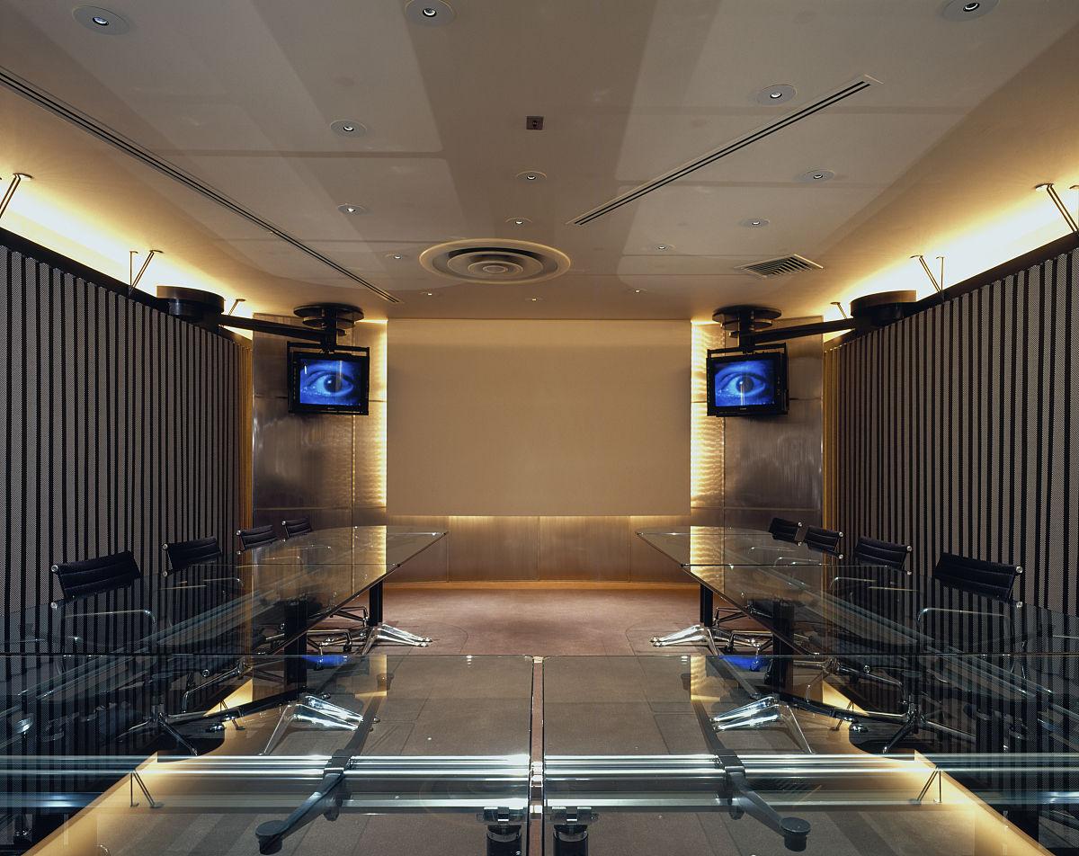 纽约广告代理展示厅图片