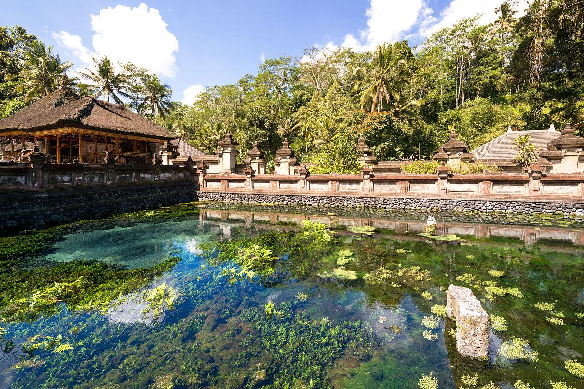 著名景点,白昼,巴厘岛,印度尼西亚文化,彩色图片,吉安雅,坦帕西林图片