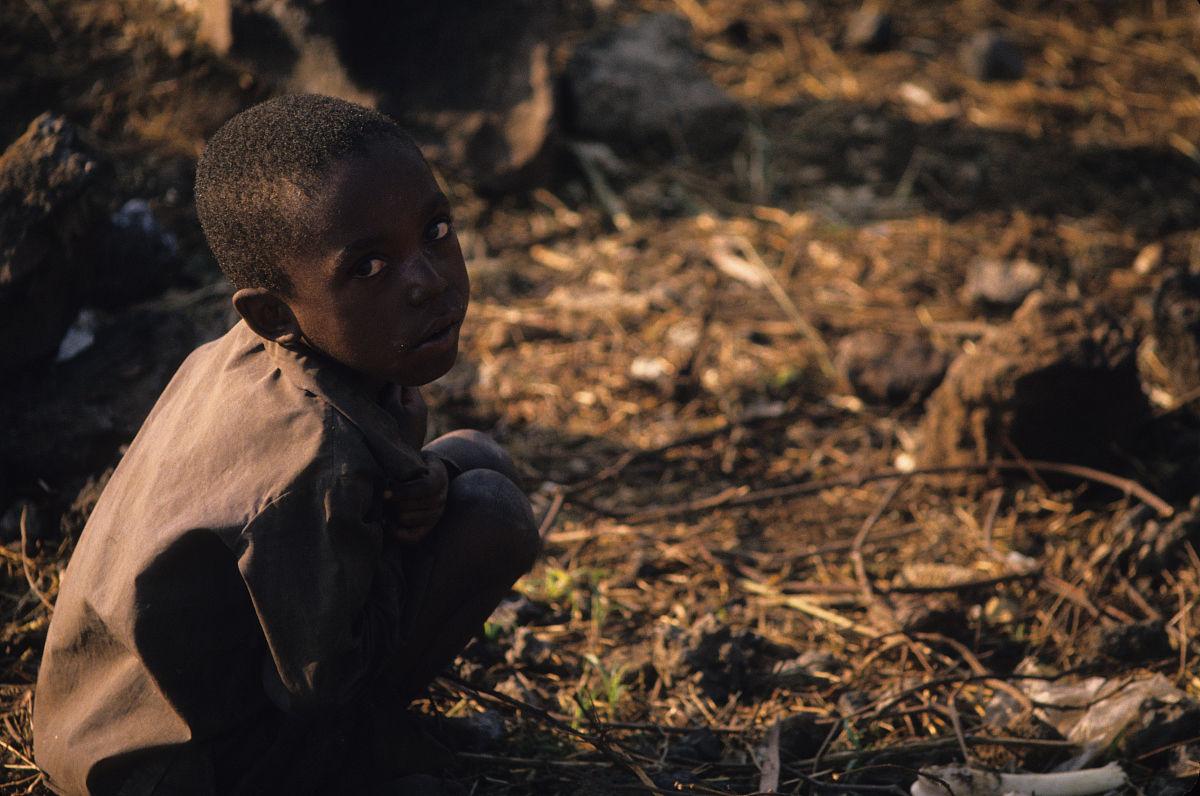 非洲,刚果民主共和国,卢旺达,离开,受害者,儿童,彩色图片,难民营,孤儿图片